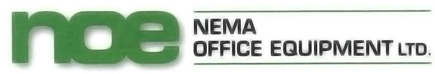 Nema Office Equipment Logo